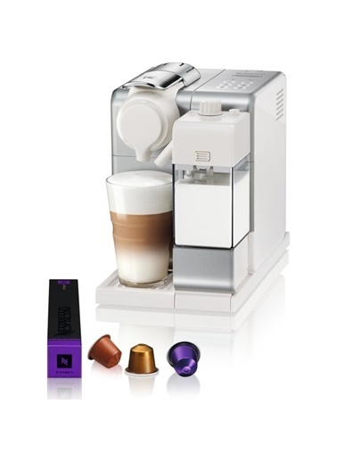 Makine Klasik F 521 Lattissima White-Nespresso